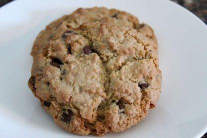 maple chocolate chip cookies, chandler's sugar shack, maple cookies