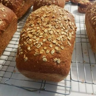 oatmeal bread, homemade bread