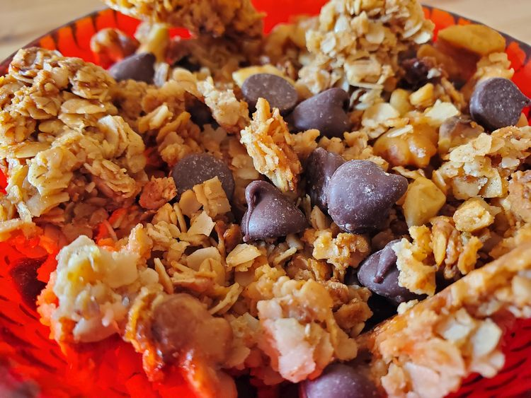 Chocolate Walnut Honey